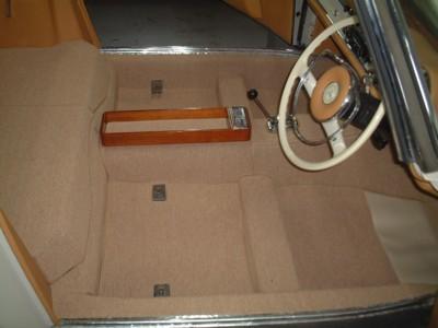 Classic British Amp German Automotive Restoration Textiles